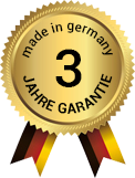 made in germany - 3 Jahre Garantie